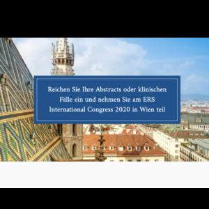 2020-09-05 | European Respiratory Congress (ERC, Wien) @ Reed Messe Wien
